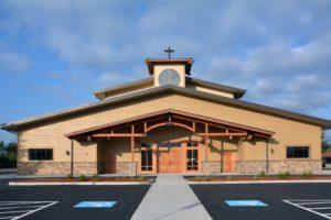 Catholic Church Construction