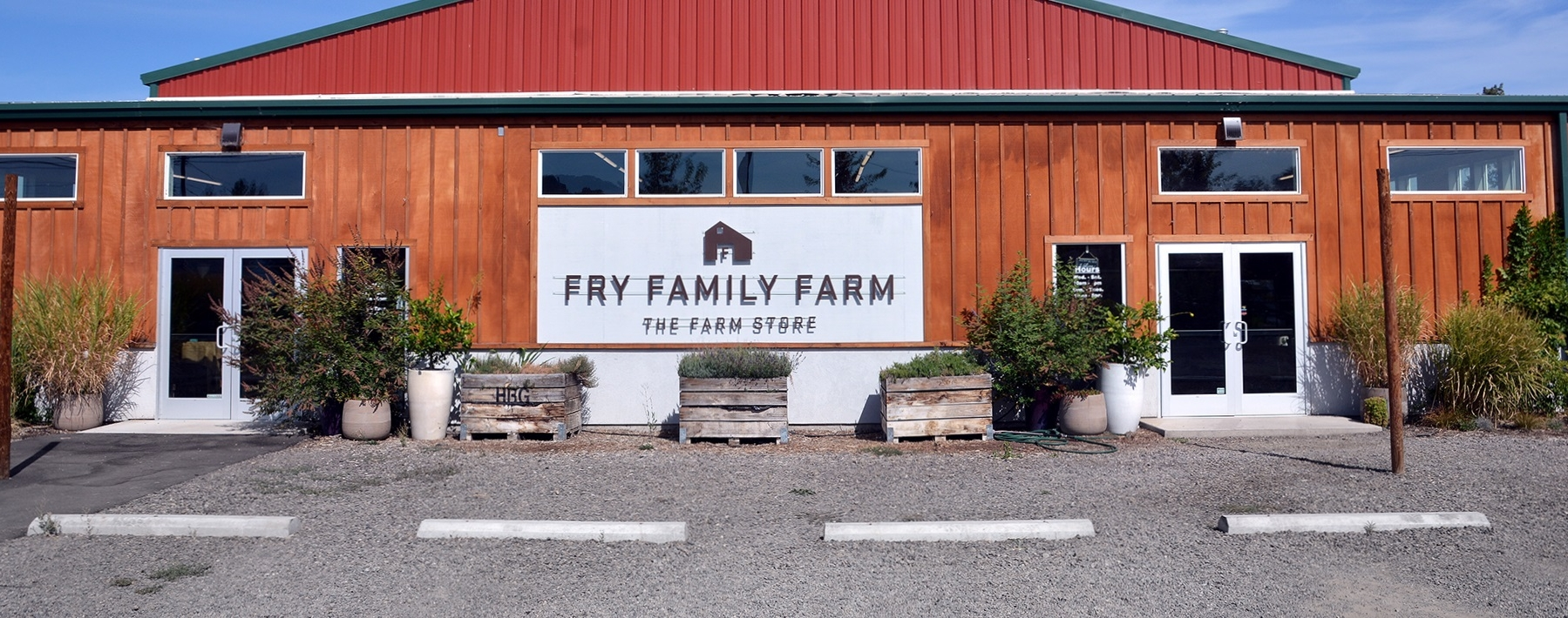 Process Facility and Farm Store