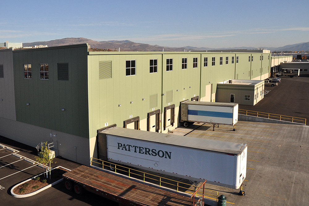 Anton Warehouse Expansion