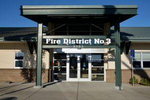 Fire District No.3 Building