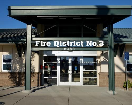 Fire District No.3 Admin Building