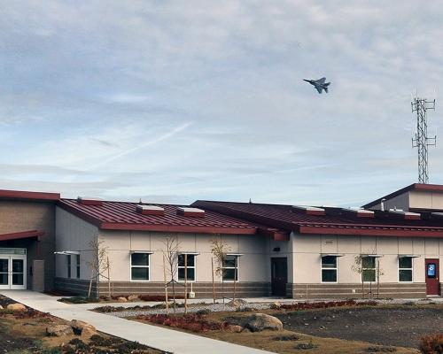 Kingsley Air Field