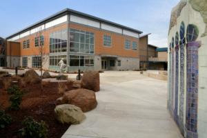 School STEM Center and Cafeteria