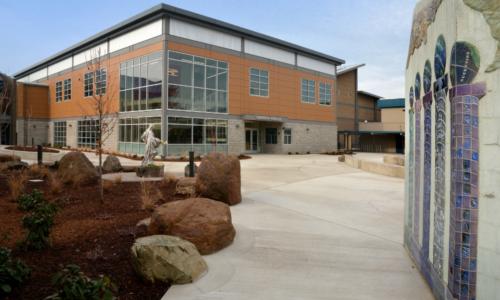 St. Mary's School Carrico Center