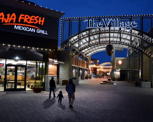The Village at Medford Center