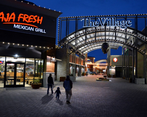 Medford Center Village Improvements