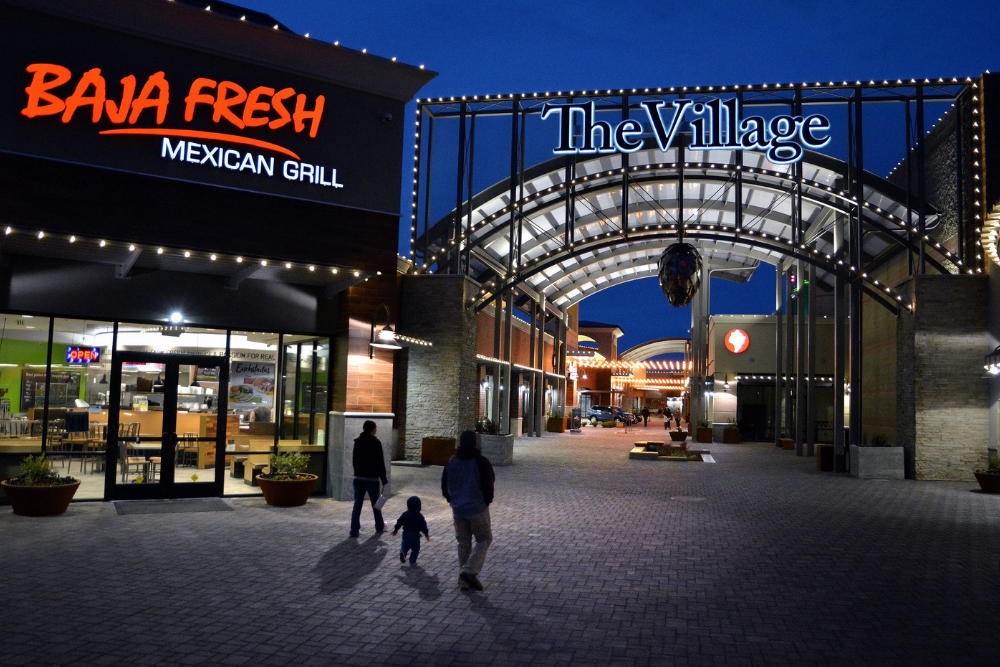 Medford Center Village Improvements