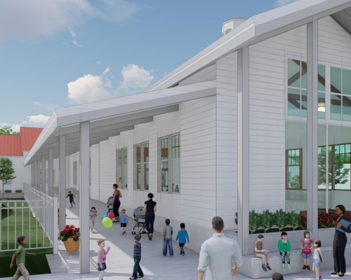 Trinity Children's Center and Child Development Lab – Humboldt State University
